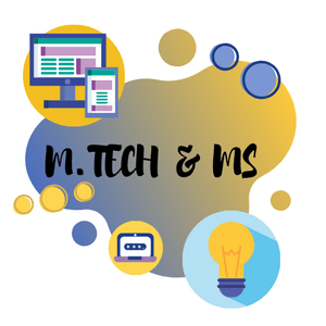 Difference between MTECH and MS-illustration