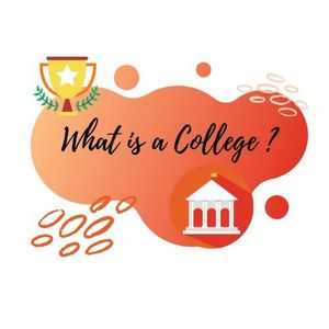 What is a college definition by iGraduate